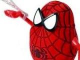 Spiderman Potato Head Figures Toys, Mr Potato Head Spider Man For Kids