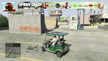 Grand Theft Auto Online Rare Dune Buggy Spawn Location - video
