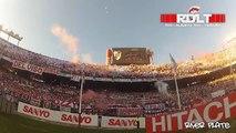 ¡Los Borrachos del Tablón de River Plate!