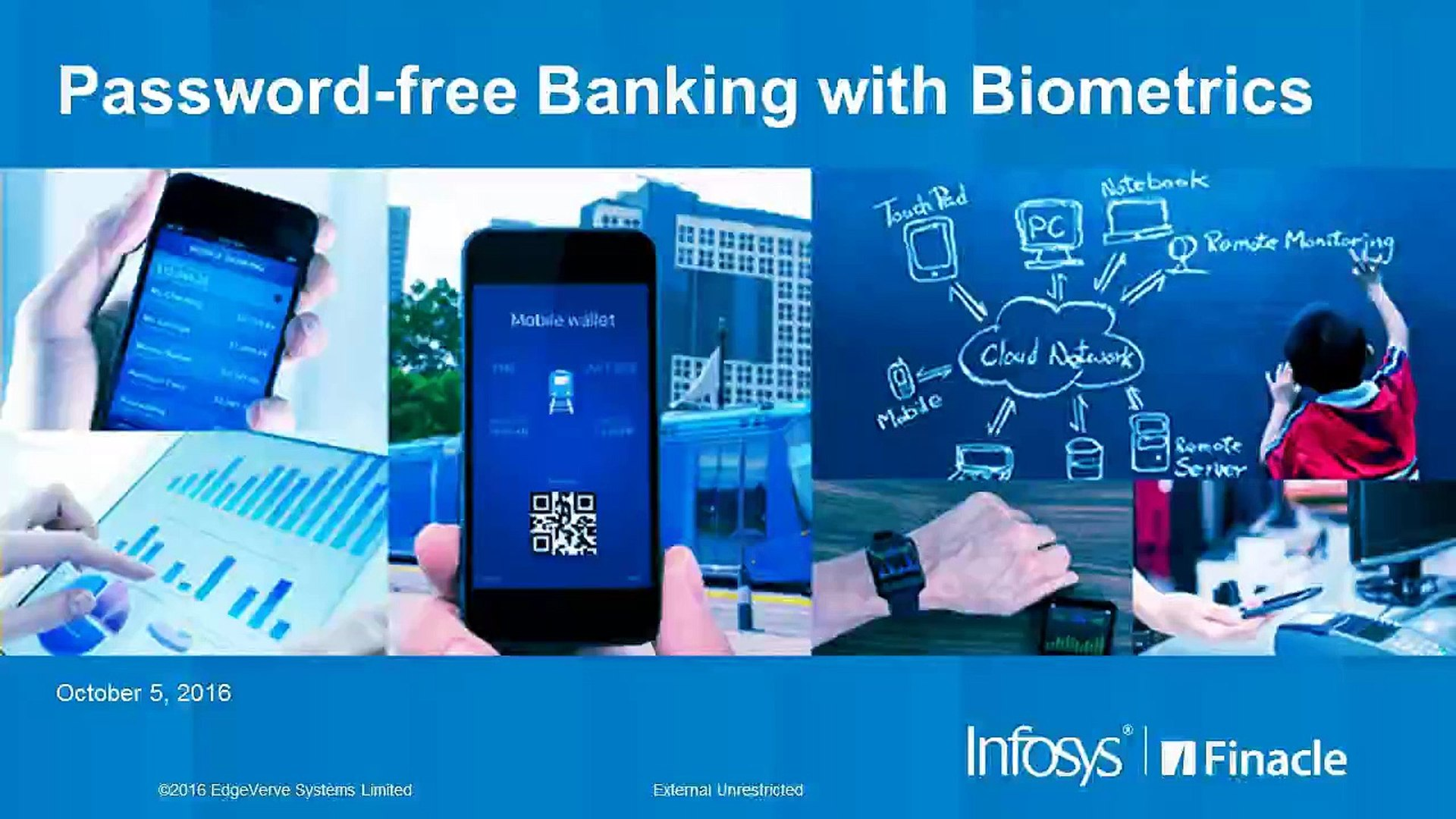 Password free Banking with Biometrics - Watch the live voice banking demo