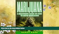 Popular Book Marijuana: A Beginners Guide To Growing Marijuana (Cannabis, Outdoor, Hydroponics)