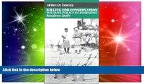 Big Deals  Killing for Conservation: Wildlife Policy in Zimbabwe  Best Seller Books Best Seller
