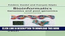 [PDF] Bioinformatics: Genomics and Post-Genomics [Full Ebook]