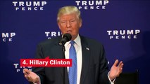 10 things Donald Trump insulted at his town hall
