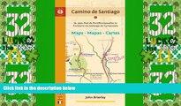 Must Have PDF  Camino de Santiago Maps / Mapas / Cartes: St. Jean Pied de Port/Roncesvalles to