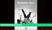 Big Deals  Mendeleev Rock: Two Short Novels from Debut (New Russian Writing)  Full Read Most Wanted