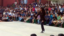 College Girl Dance Performance | Indian college Girl Dancing Video | Indian Girl Dance In College