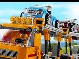 LEGO City Camion de Transport Voitures, Camions Jouets Pour Les Enfants