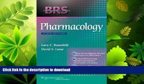 EBOOK ONLINE  BRS Pharmacology (Board Review Series)  PDF ONLINE