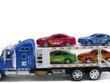 Camions Jouets De Transport Des Voitures, Camion Jouet Transport Autos