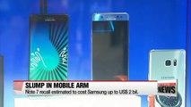 Samsung Electronics, LG Electronics release Q3 earnings reports