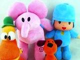 Pocoyo, Pato, Elly, Loula Peluches Figurines Jouets Pour Les Enfants