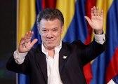 Prix Nobel de la Paix 2016 : Juan Manuel Santos, président de la Colombie