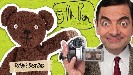 Mr. Bean - Teddy's Best Bits