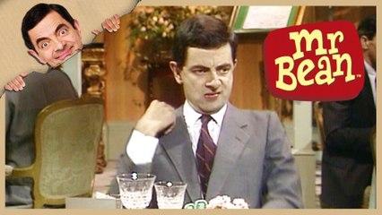 Mr. Bean - Birthday Dinner for One
