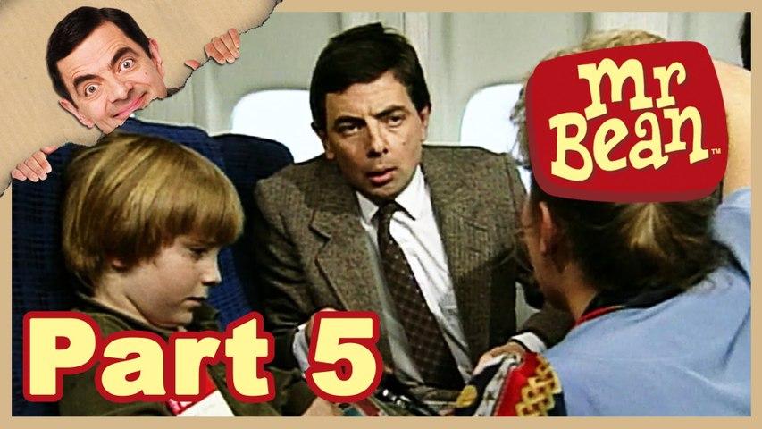 Mr. Bean - Episode 6 - Mr. Bean Rides Again - Part 5/5