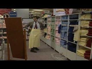 Mr Bean - Department Store