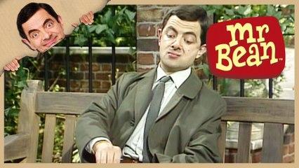 Mr. Bean - Making A Sandwich