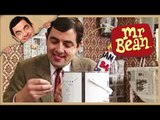 Mr. Bean - Painting with Fireworks