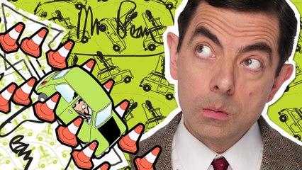 Mr. Bean - Bean On The Road