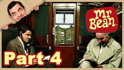 Mr. Bean - Episode 6 - Mr. Bean Rides Again - Part 4/5