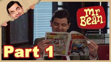 Mr. Bean - Episode 14 - Hair by Mr. Bean of London - Part 1/5