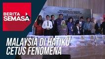 Malaysia Di Hatiku Cetus Fenomena