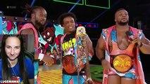 WWE Raw 10/3/16 New Day JeriKO Roast