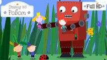 Игрушечный робот Бен и Холли все новые серии 2016 подряд без остановок на русском в full hd 108
