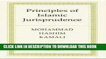 [PDF] Principles of Islamic Jurisprudence (Islamic Texts Society) Full Online