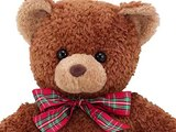 Teddy Bear Stuffed Animal, Teddy Bear Plush For Kids