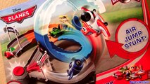 Micro Drifters Air Dare Loop Track Playset Pixar Cars Rip Clutchgoneski Planes Franz Fliegenhosen