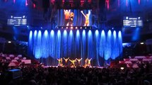 Spelbound Gymnasts perform for Prince William & Duchess of Cambridge at Royal Albert Hall