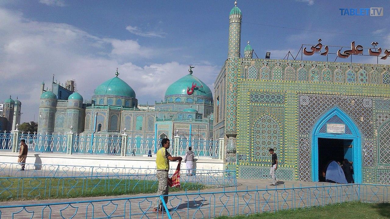 N. A. JALILI: Afganci ma nevnímajú ako cudzinca, ktorý pomáha