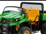 Vehículo de Juguete Para Montar Peg Perego John Deere Gator XUV
