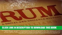 [PDF] Rum: A Social and Sociable History of the Real Spirit of 1776 Popular Online