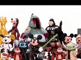 Disney Star Wars Figurines, Figurines Star Wars Disney, Disney Jouets Pour Enfants
