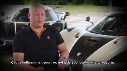 Castrol EDGE Partnership Koenigsegg