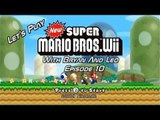 Let's Play New Super Mario Bros. Wii - Episode 10 - With Bryan And Leo