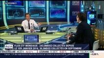 Flux ETF mondiaux: 243,8 milliards de dollars collectés depuis le 1er janvier - 06/10
