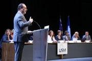 Discours lors du congrès de l'Union Syndicale des Magistrats