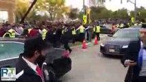 Canada main Hazoor ka welcome /////great video Khalifa of Islam  //Khalifa of Ahmadiyyat