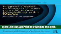 [PDF] Higher-Order Growth Curves and Mixture Modeling with Mplus: A Practical Guide (Multivariate