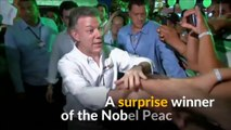 Here's why Colombian President Santos won the 2016 Nobel Peace Prize