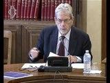 Roma - Audizione Sottosegretario De Vincenti (04.10.16)