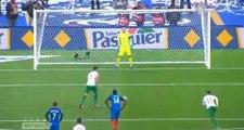 Aleksandrov M. (Penalty) Goal  - France 0-1 Bulgaria 07.10.2016