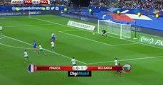 Kevin Gameiro Goal HD - France 1-1 Bulgaria 07-10-2016 HD