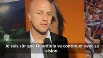 """Interview - Jordi Cruyff : """"Guardiola a la même vision romantique que mon père"""""""
