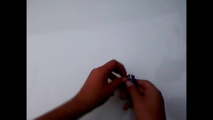 How to make Cool  Experiment with Lighter