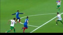 Antoine Griezmann GOAL HD France 3-1Bulgaria 07.10.2016